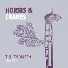 Tini Thomsen: Horses & Cranes (180g), LP
