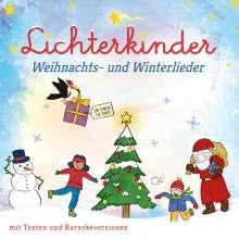 Lichterkinder: Weihnachts-und Winterlieder, CD
