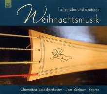 Italienische und deutsche Weihnachtsmusik, CD