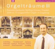 Matthias Grünert - Orgelträume III, CD