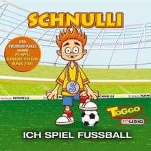 Schnulli: Ich spiel Fussball, Maxi-CD