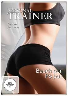 Personal Trainer - Bauch pur & Po pur, DVD