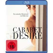Cabaret Desire (Blu-ray), Blu-ray Disc