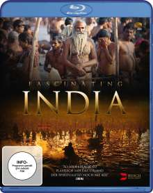 Fascinating India (Blu-ray), Blu-ray Disc