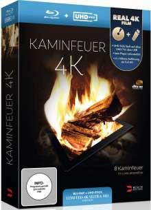 Kaminfeuer (Blu-ray & UHD-Stick), Blu-ray Disc