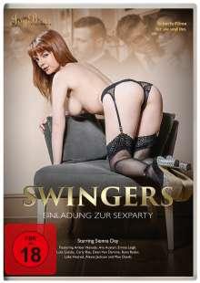 Swingers - Einladung zur Sexparty, DVD