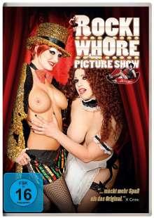 The Rocki Whore Picture Show: A Hardcore Parody, DVD