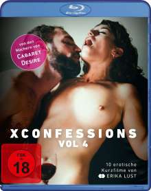XConfessions 4 (Blu-ray), Blu-ray Disc