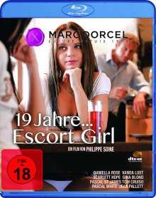 19 Jahre, Escort Girl (Blu-ray), Blu-ray Disc