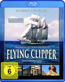 Flying Clipper - Traumreise unter weißen Segeln (Blu-ray), Blu-ray Disc