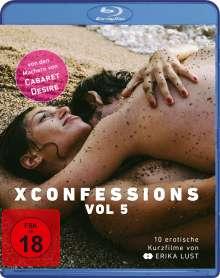 XConfessions 5 (OmU) (Blu-ray), Blu-ray Disc