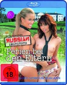 Russian Institute: Ferien bei den Eltern (Blu-ray), Blu-ray Disc