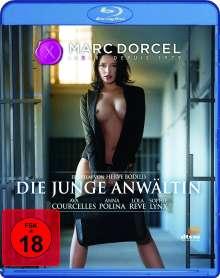 Die junge Anwältin (Blu-ray), Blu-ray Disc