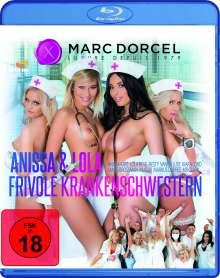 Frivole Krankenschwestern (Blu-ray), Blu-ray Disc