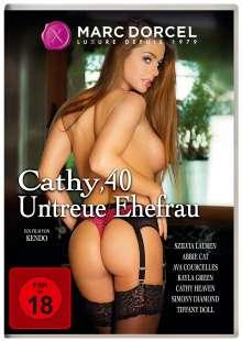 Cathy, 40, untreue Ehefrau, DVD