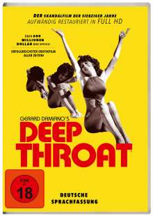 Deep Throat, DVD
