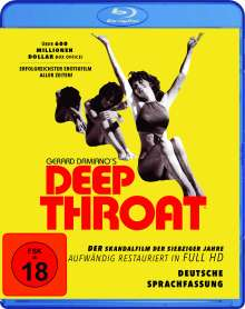 Deep Throat (Blu-ray), Blu-ray Disc
