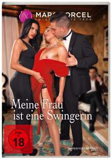 Meine Frau ist eine Swingerin, DVD
