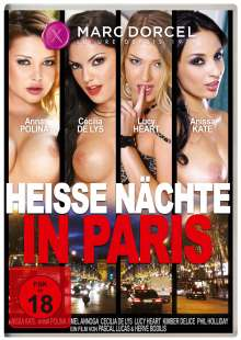 Heisse Nächte in Paris, DVD