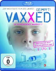 Vaxxed - Die schockierende Wahrheit (Blu-ray), Blu-ray Disc