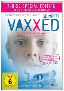 Vaxxed - Die schockierende Wahrheit (Special Edition), 2 DVDs