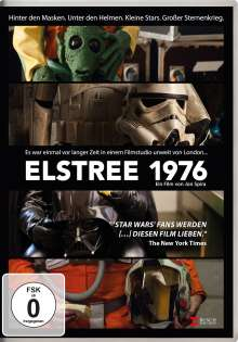 Elstree 1976, DVD