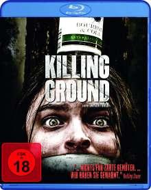 Killing Ground (Blu-ray), Blu-ray Disc