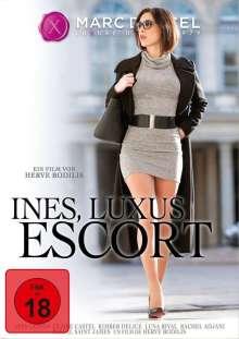 Ines, Luxus Escort, DVD