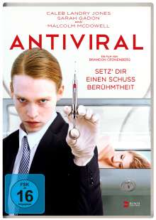 Antiviral, DVD