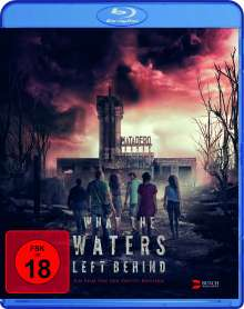 What the Waters Left Behind (Blu-ray), Blu-ray Disc