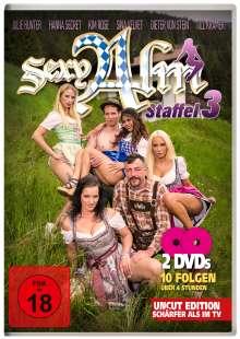 Sexy Alm Staffel 3, 2 DVDs