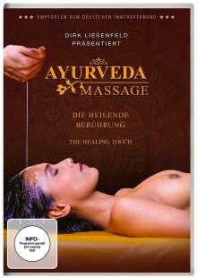 Ayurveda Massage - Die heilende Berührung, DVD