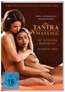 Tantra Massage - Die sinnliche Berührung, DVD