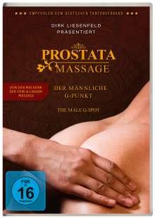 Prostata Massage - Der männliche G-Punkt, DVD