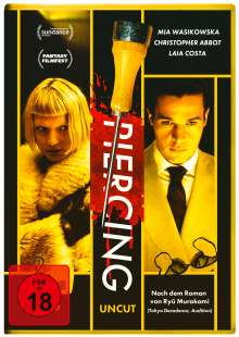 Piercing, DVD