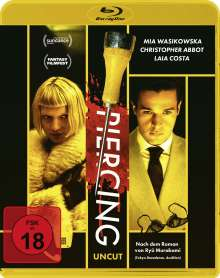 Piercing (Blu-ray), Blu-ray Disc