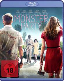 Monster Party (Blu-ray), Blu-ray Disc