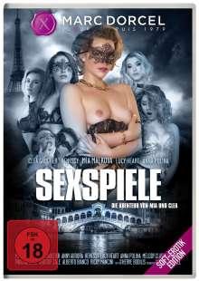 Sexspiele - Die Abenteuer von Mia und Clea, DVD
