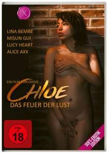 Chloé - Das Feuer der Lust, DVD