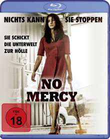 No Mercy (Blu-ray), Blu-ray Disc