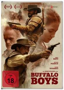 Buffalo Boys, DVD