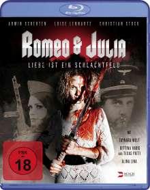 Romeo & Julia - Liebe ist ein Schlachtfeld (Blu-ray), Blu-ray Disc