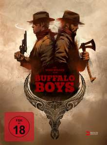 Buffalo Boys (Blu-ray & DVD im Mediabook), Blu-ray Disc