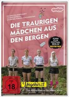 Die traurigen Mädchen aus den Bergen, DVD