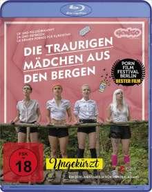 Die traurigen Mädchen aus den Bergen (Blu-ray), Blu-ray Disc