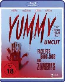 Yummy (Blu-ray), Blu-ray Disc