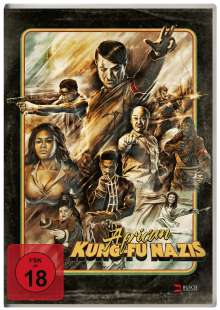 African Kung Fu Nazis, DVD
