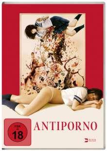 Antiporno, DVD