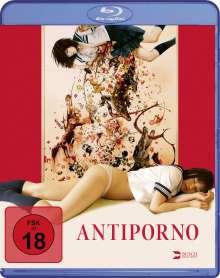 Antiporno (Blu-ray), Blu-ray Disc
