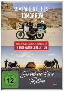 Somewhere Else Tomorrow - Morgen woanders / Somewhere Else Together - Woanders zusammen, 2 DVDs